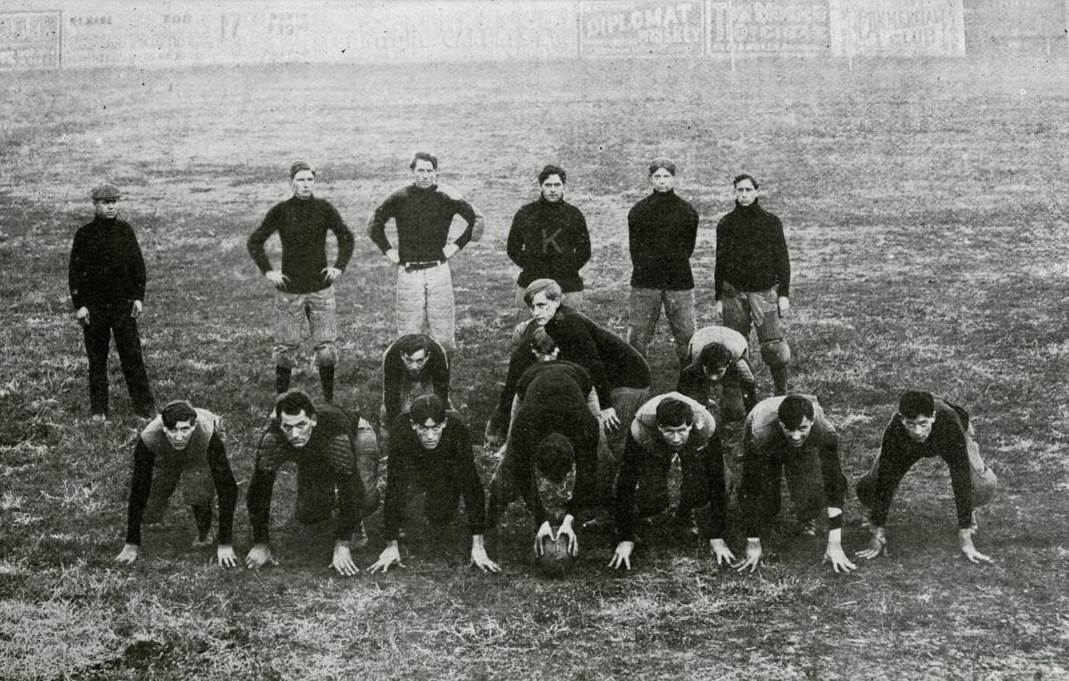 1905 Manual High School Football Team