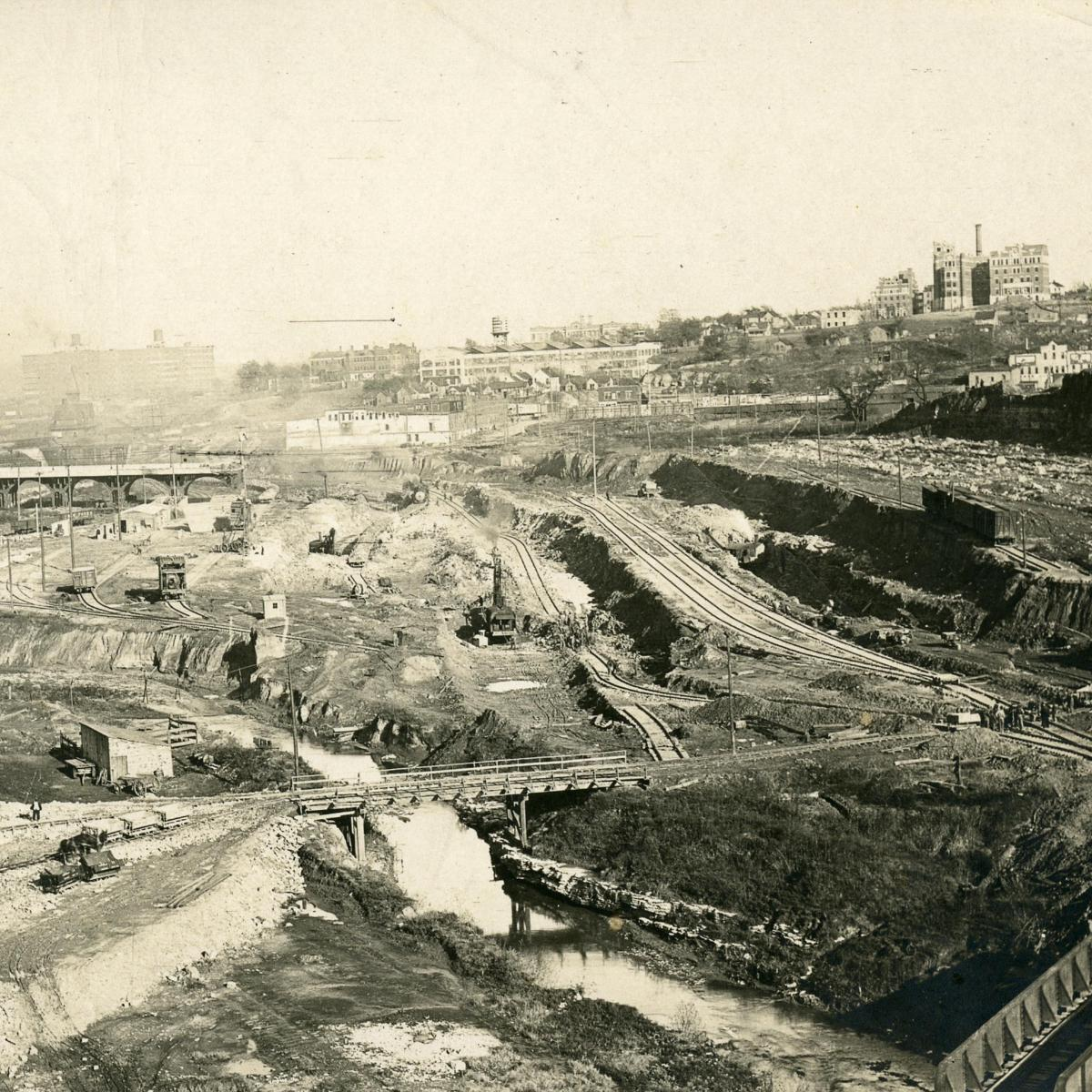 Union Station Construction