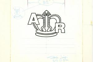 American Royal logo, ca. 1981 by Steve Lispi