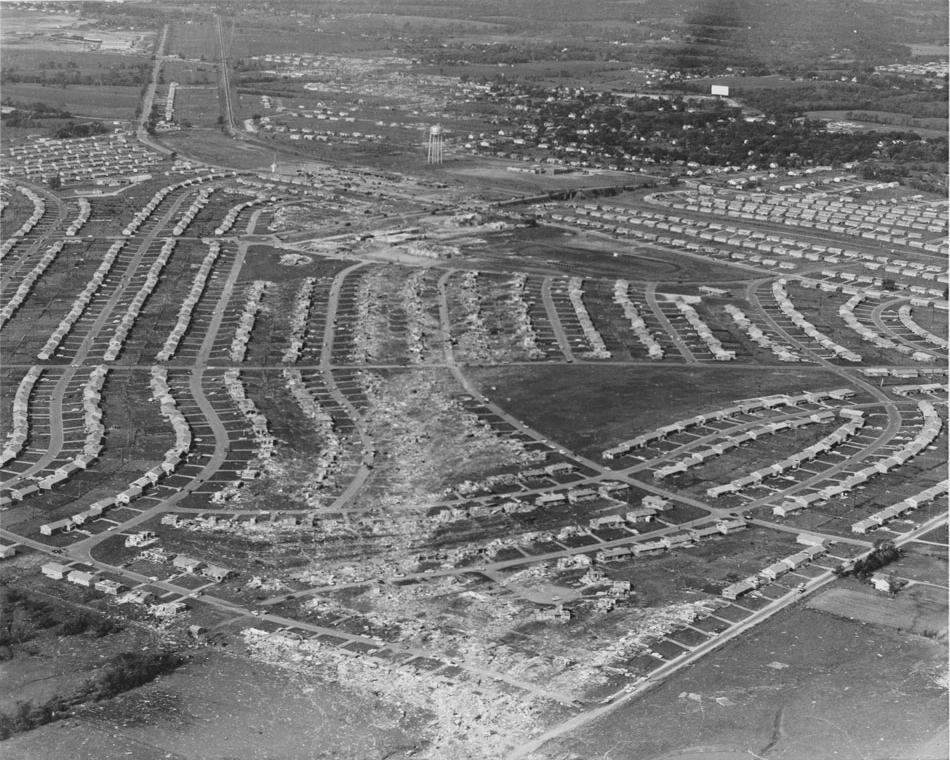 The Ruskin Heights Tornado: Sixty Years Since
