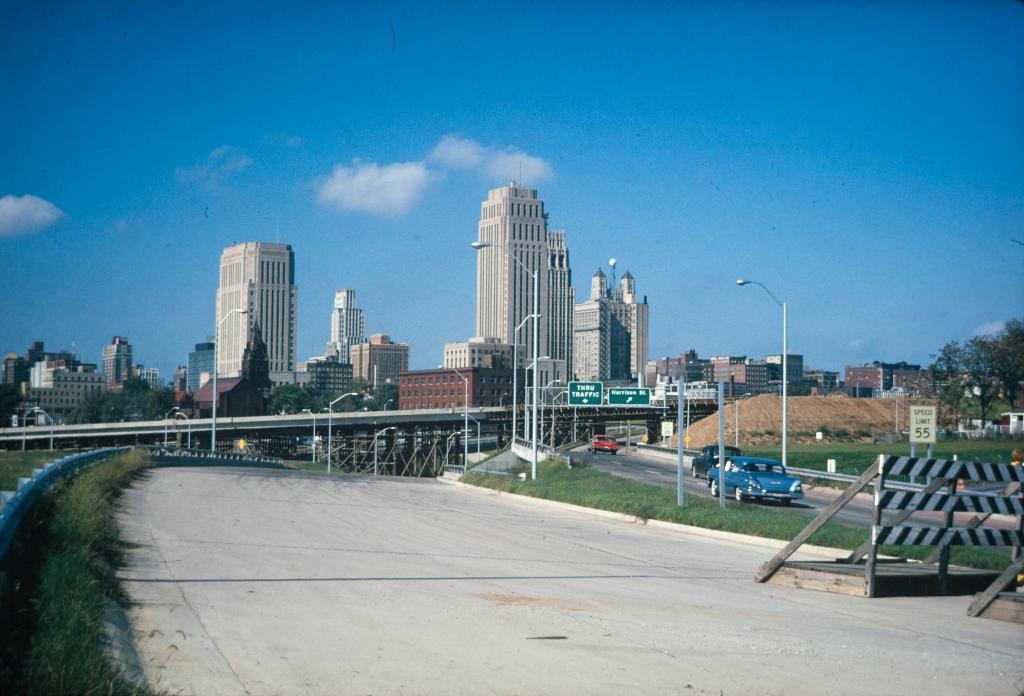 Kansas City Colorized