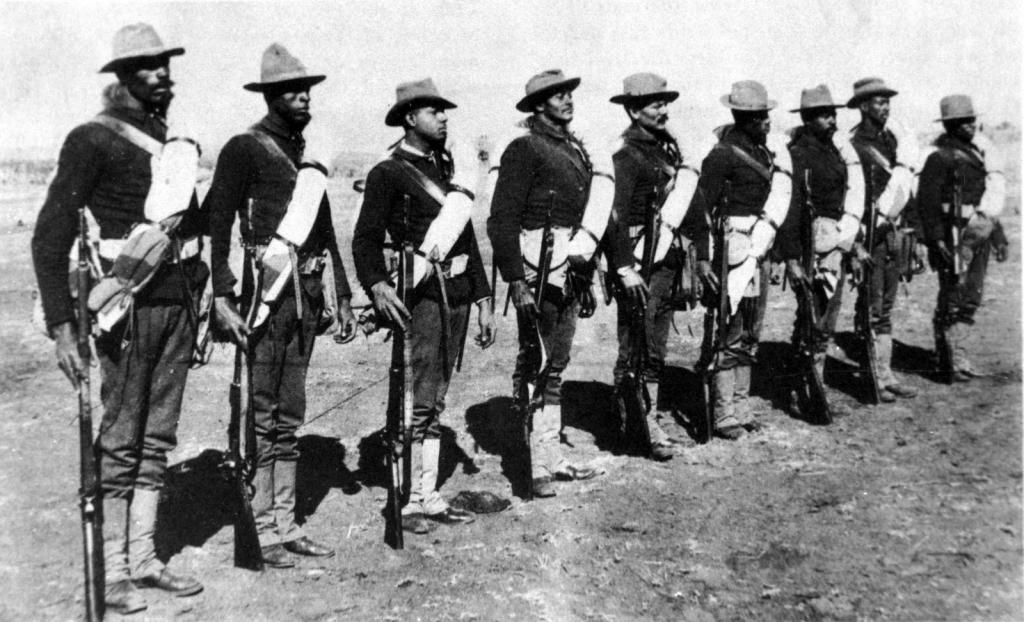 Archives of a Buffalo Soldier Historian