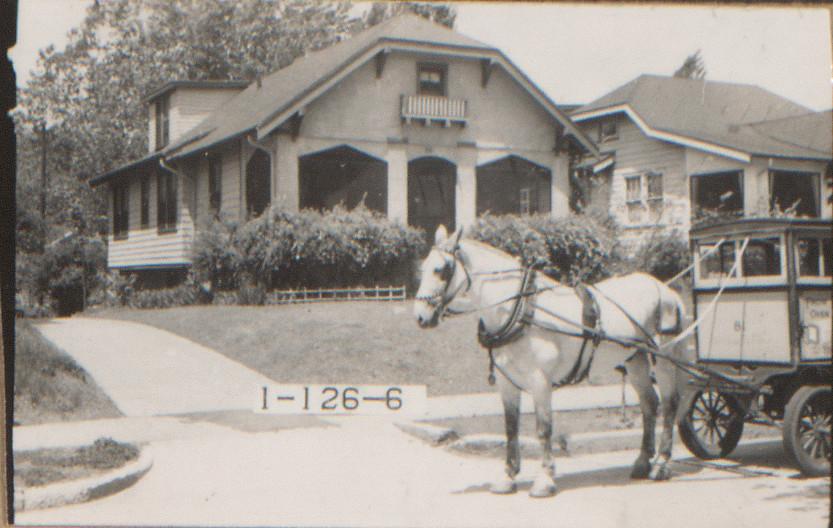 1940 Tax Assessment Photographs