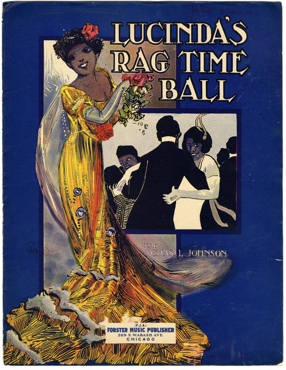 Lucinda's Rag Time Ball