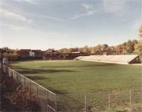 Satchel Paige Memorial Stadium at 51st Street and Swope Parkway