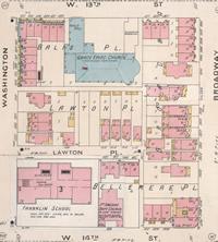 Sanborn Fire Insurance Maps, Kansas City, Missouri, 1895-1957   KC on colorado map 1950, chicago map 1950, nyc map 1950, san diego map 1950, los angeles map 1950, ohio map 1950,